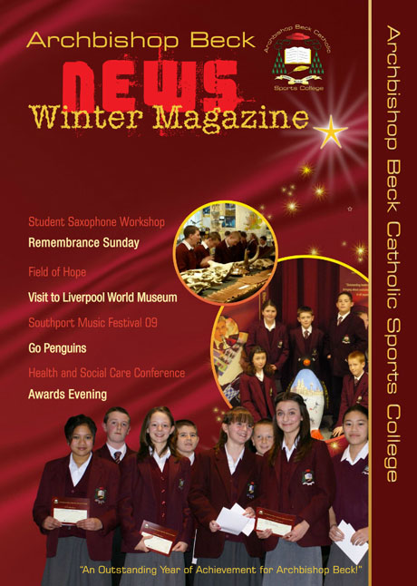 College Magazine Winter 2009