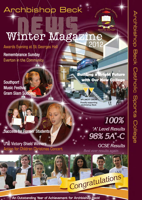 College Magazine Winter 2012